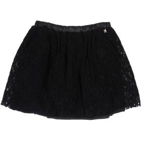《期間限定セール開催中!》RELISH ガールズ 3-8 歳 スカート ブラック 6 ポリエステル 100%