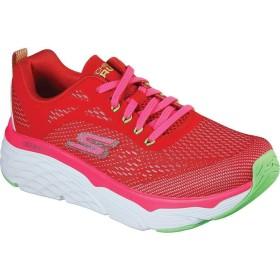 [スケッチャーズ] シューズ スニーカー Max Cushioning Elite Spark Sneaker Red/Pink レディース [並行輸入品]
