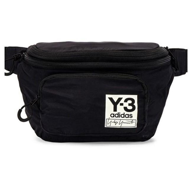ワイスリー Y-3 Yohji Yamamoto メンズ バックパック・リュック バッグ Packable Backpack Black