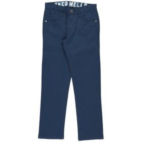 《期間限定セール開催中!》FRED MELLO ボーイズ 3-8 歳 パンツ ダークブルー 8 コットン 98% / ポリウレタン 2%