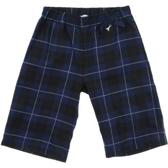 《セール開催中》PATRIZIA PEPE ガールズ 0-24 ヶ月 パンツ ブルー 9 コットン 100%