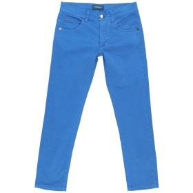 《期間限定セール開催中!》ASTON MARTIN ボーイズ 9-16 歳 パンツ ブルー 12 コットン 98% / ポリウレタン 2%