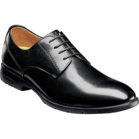 [フローシャイム] シューズ オックスフォード Westside Plain Toe Oxford Black Leat メンズ [並行輸入品]