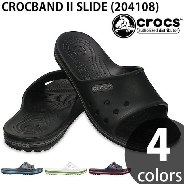 クロックス ビーチサンダル クロッグバンド2.0スライド CROCS メンズサンダル ビーサン