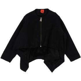 《セール開催中》JIJIL JOLIE ガールズ 3-8 歳 スウェットシャツ ブラック 6 コットン 94% / ポリウレタン 6% / ポリエステル