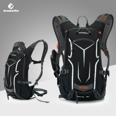 『一路有你』安美路 徒步登山包戶外騎行背包騎行裝備自行車雙肩水袋背包18L