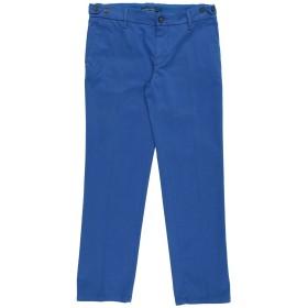 《期間限定セール開催中!》MYTHS ボーイズ 9-16 歳 パンツ ブルー 10 コットン 97% / ポリウレタン 3%