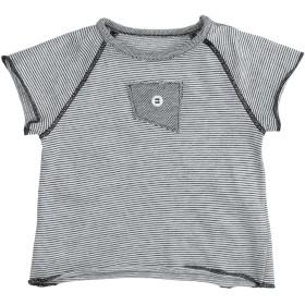 《セール開催中》FRUGOO ボーイズ 0-24 ヶ月 T シャツ アイボリー 1 コットン 100%