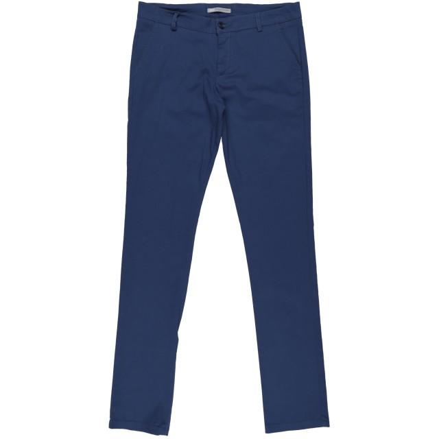 《期間限定セール開催中!》DANIELE ALESSANDRINI ボーイズ 9-16 歳 パンツ ブルー 10 コットン 97% / ポリウレタン 3%