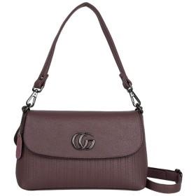 シンプルなレジャー女性のバッグ斜めのパッケージ古代の女性のショルダー斜めのパッケージ,太郎色