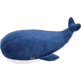りぶはあと 抱き枕 プレミアムねむねむアニマルズ クジラのカナロア Mサイズ W47xD23xH16cm 48769-63