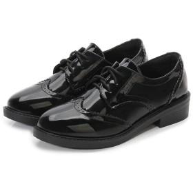 [THLD] ブーティ ショートブーツ ブラック ローヒール アンクルブーツ コスプレ ブーティー 夏 フラット ブーツ レディース 大きいサイズ 歩きやすい 幅広 甲高 疲れない 痛くならない 23.0cm お出かけ 日常 シンプル 学生