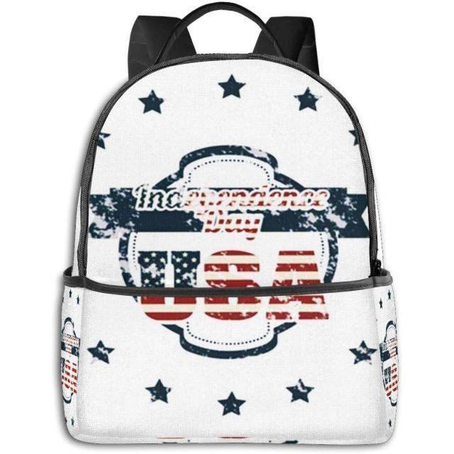 バックパック メンズ レディース ビジネス おしゃれ 高校生 通勤 大容量 多機能 盗難防止 防水 通学 旅行鞄 アメリカーナパトリオットアメリカ17