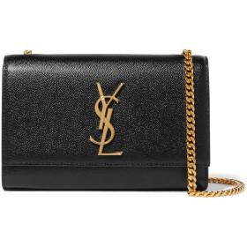 [(サンローランパリ) SAINT LAURENT] [Monogramme Kate small textured-leather shoulder bag] Monogramme ケイト小さなテクスチャ・レザーのショルダーバッグ [並行輸入品]
