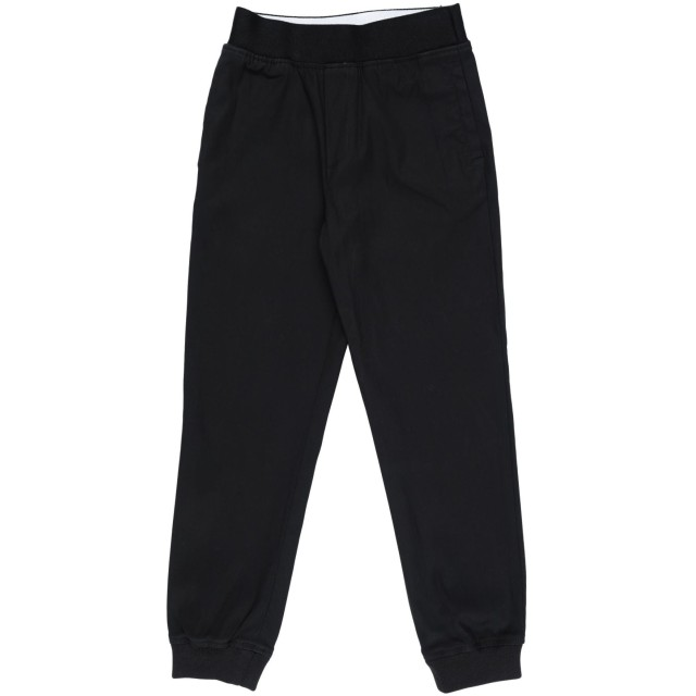 《期間限定セール開催中!》EMPORIO ARMANI ボーイズ 3-8 歳 パンツ ブラック 5 コットン 98% / ポリウレタン 2% / ポリエステル