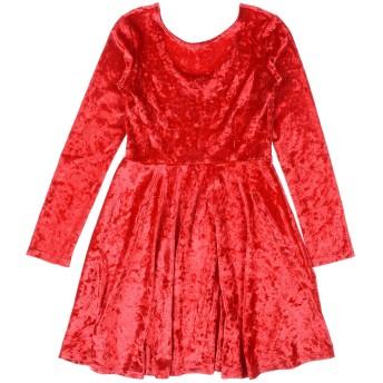 《セール開催中》HARMONT & BLAINE ガールズ 3-8 歳 ワンピース&ドレス レッド 8 ポリエステル 96% / ポリウレタン 4%