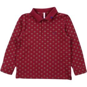 《セール開催中》SUN 68 ボーイズ 3-8 歳 ポロシャツ ボルドー 4 コットン 95% / ポリウレタン 5%