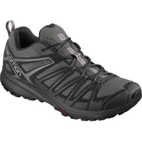 [サロモン] シューズ ブーツ・レインブーツ X Crest Hiking Boot Magnet/Bla メンズ [並行輸入品]