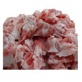 国産豚小間肉 2kg【代引不可】