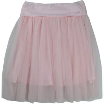 《セール開催中》iDO by MINICONF ガールズ 9-16 歳 スカート ピンク 14 コットン 90% / ポリウレタン 10% / ポリエステル