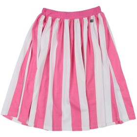 《期間限定セール開催中!》!MERFECT ガールズ 9-16 歳 スカート ピンク 14 コットン 100%