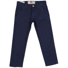 《セール開催中》RO ROGER'S ボーイズ 3-8 歳 パンツ ダークブルー 4 コットン 97% / ポリウレタン 3%