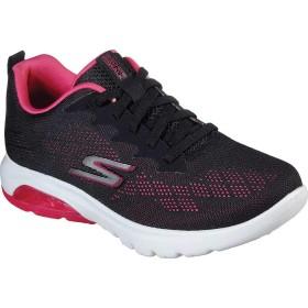 [スケッチャーズ] シューズ スニーカー GOwalk Air Windchill Sneaker Black/Hot レディース [並行輸入品]