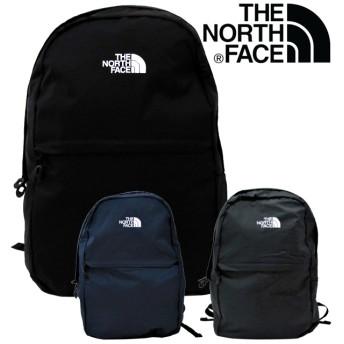 THE NORTH FACE NYLON BACKPACK BAGS ザ・ノースフェイス ロゴプリント ナイロンバックパック リュックバッグ 3カラー展開(ブラック、グレー、ブルー) NF7101