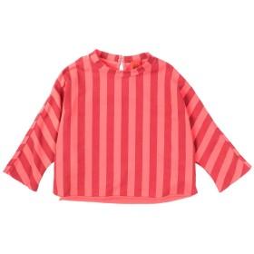 《セール開催中》JIJIL JOLIE ガールズ 3-8 歳 スウェットシャツ レッド 4 コットン 94% / 伸縮繊維 6%