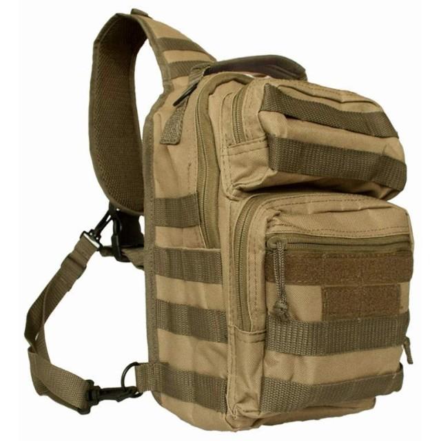 JUNNA ハイキングバックパック メンズ・レディース アウトドアスポーツ戦術バッグクロスボディショルダーバッグ 軽量防水 キャンプ アウトドアバッグ (Color : Khaki)