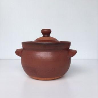ごはん鍋E5号鉄赤、白、黒/耐熱1.5合炊き