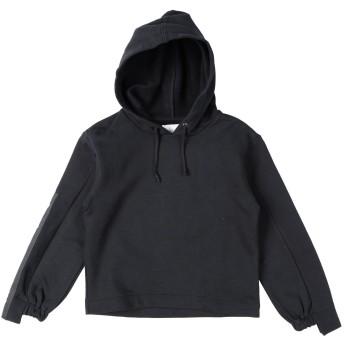 《セール開催中》GALLE Paris ガールズ 3-8 歳 スウェットシャツ ブラック 6 コットン 100%
