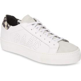[p448] レディース スニーカー P448 Thea Platform Sneaker (Women) [並行輸入品]