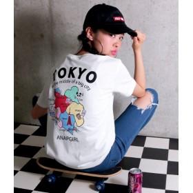 ANAP GiRL(アナップガール)/トウキョウTシャツ