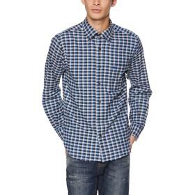 (マックレガー) McGREGOR コットン ギンガム チェック シャツ ロイヤルブルー Mサイズ