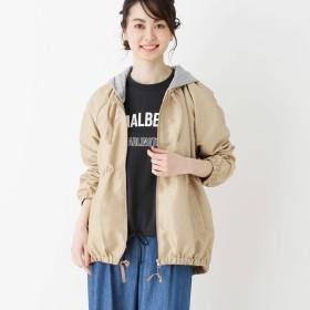 SHOO・LA・RUE/Cutie Blonde(シューラルー/キューティーブロンド)/ギャザーブルゾン