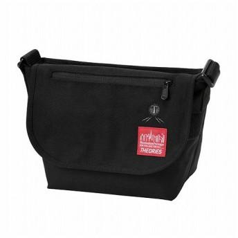 マンハッタン ポーテージ Manhattan Portage ×THEORIES Casual Messenger Bag JR ユニセックス Black S 【Manhattan Portage】