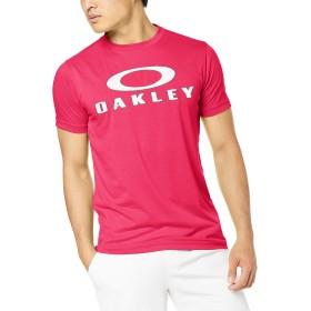 [オークリー] Tシャツ ENHANCE QD SS TEE メンズ VIRTUAL PINK US XS (日本サイズS相当)
