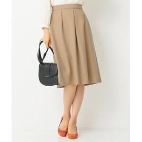 【any SiS:スカート】【洗える】ノーブルオータムフレア スカート