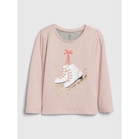 Gap 3DグラフィックTシャツ (幼児)