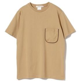 [マルイ]【セール】BEAMS LIGHTS / パイピング ポケットTシャツ(日本製)/ビームス ライツ(メンズ)(BEAMS LIGHTS)
