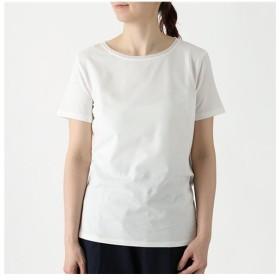 【41%OFF】 import select Musee MAX MARA WEEKEND マックスマーラ ウィークエンド 59710597 MULTIC ストレッチコットン クルーネック 半袖 Tシャツ 001 レディース オフホワイト XS 【import select Musee】 【セール開催中】