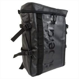 新品 極度乾燥しなさい リュック ミニ スクエア バッグ 極度乾燥 ボックスバッグ メンズ ロゴ (ブラック×ブラックロゴ)sd701m [並行輸入品]