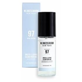 W.DRESSROOM Dress & Living Clear Perfume 70ml/ダブルドレスルーム ドレス&リビング クリア パフューム