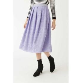 [マルイ] 《Endy ROBE》シルヴィア刺繍スカート/ジルスチュアート(JILLSTUART)