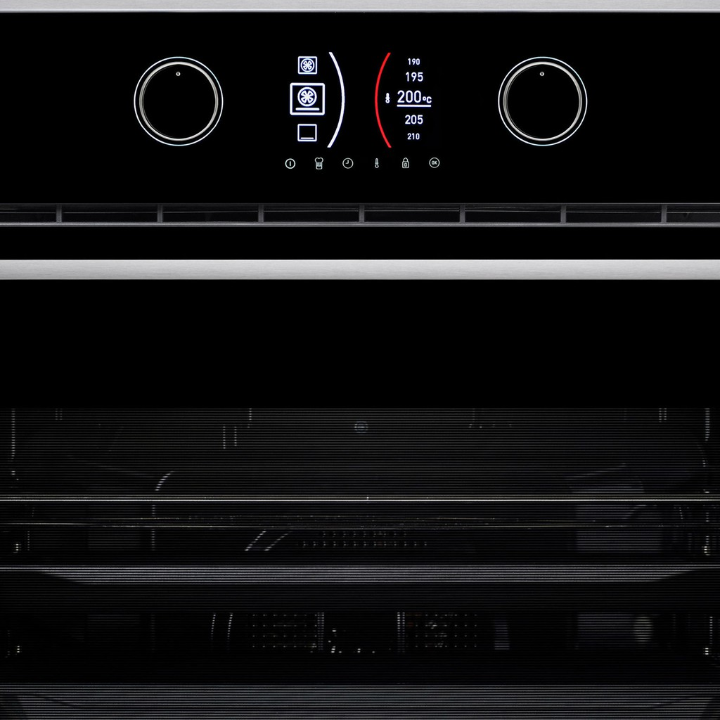 【TEKA】HLC-860P 4 TFT 專業雙自清烤箱 46公分