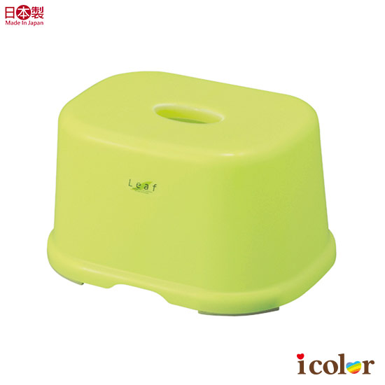 Leaf 浴室用椅子(綠色)