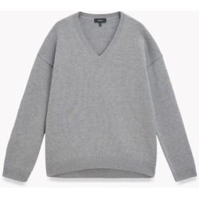 【Theory】Royal Wool Karenia V Neck