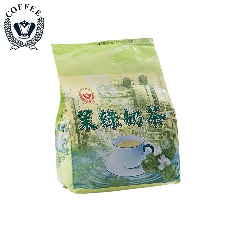 品皇咖啡 3in1茉綠奶茶 商用包裝 1000g