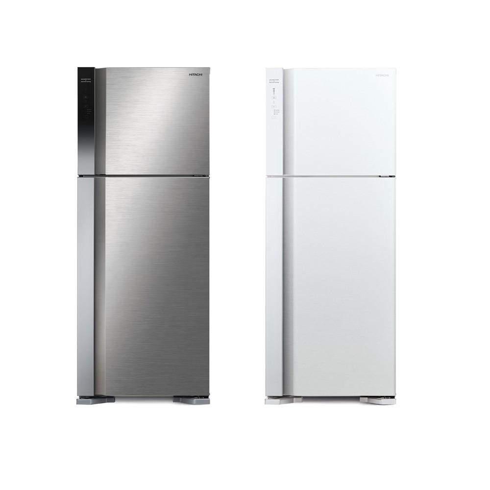 【HITACHI 日立】460L 一級能效 變頻 雙門冰箱 RV469